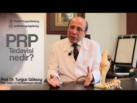 PRP Tedavisi - Prof. Dr. Turgut Göksoy