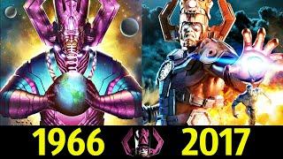 👑 Галактус - Эволюция 1966 2017 ! Все Появления Галана 🌑!