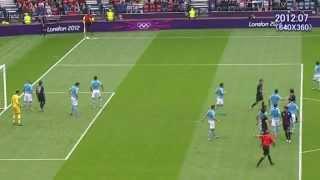 U23 「スペイン 0×1 日本」ハイライト 2012年 thumbnail