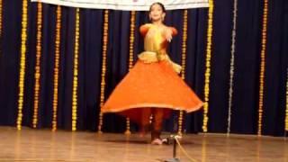 Chakradaar toda and paran - Kathak