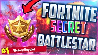 "Where To ""Search Between Three Oversized Seats"" FORTNITE SECRET BATTLE STAR LOCATION 