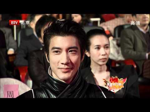 Jane Zhang 110117中歌榜张靓颖部分-北京卫视高清版