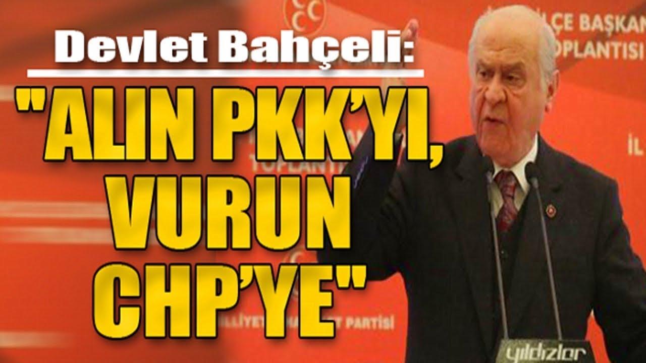 BAHÇELİ ACIMADAN CHP-PKK İLİŞKİSİNİ ANLATTI! (Engellenen Video)