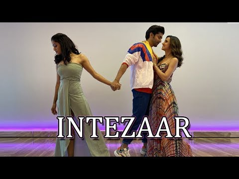 Intezaar - Mithoon Ft. Arijit Singh & Asees Kaur | Sanaya & Gurmeet X LivetoDance With Sonali