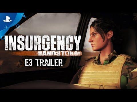 Insurgency: Sandstorm - PS4 Trailer | E3 2017