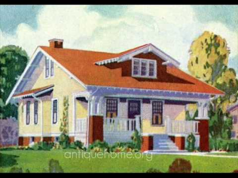 Sears Kit Home Tour – The Vallonia Model
