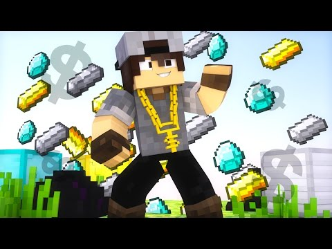 Minecraft: EGG WARS - ESTOU RICO!