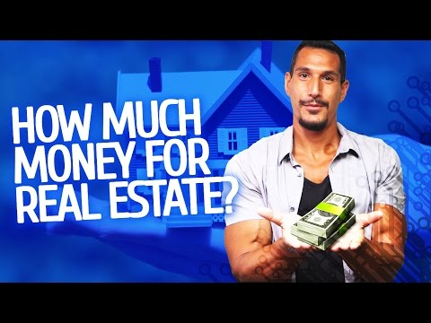How Much Money Do I Need To Invest In Real Estate? And Make $10,000month