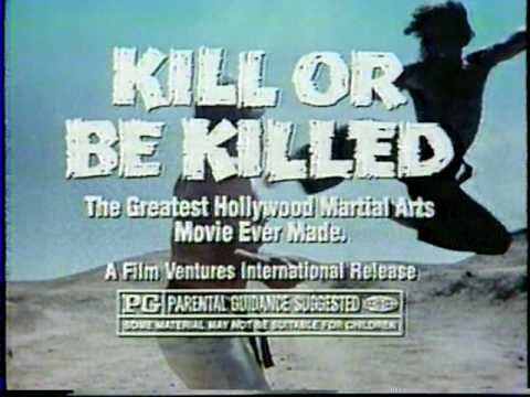 Kill or Be Killed is listed (or ranked) 21 on the list The Best Ninja Movies of All Time