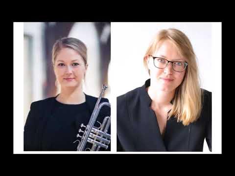 Dvorak New World Symphony Largo Trumpet Sidsel Lund Orgel Anne Agerskov