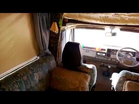 talbot express autosleeper petrol  brian