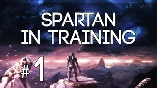 [1] Spartan in Training (Halo: Spartan Assault w/ GaLm)