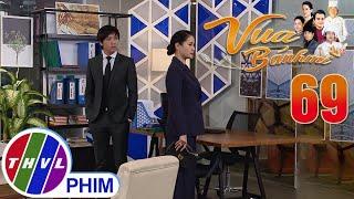 image Vua bánh mì - Tập 69[5]: Bảo nhắc đến chuyện đám cưới với Lan Anh khiến bà Khuê không hài lòng