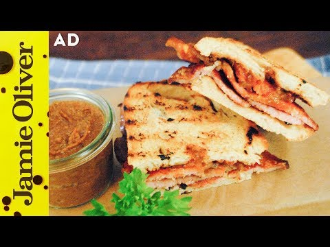 Ultimate Bacon Sandwich | Food Busker - AD
