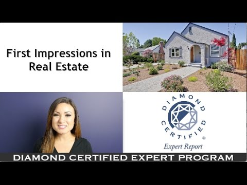 Diamond Certified Experts: First Impressions in Real Estate