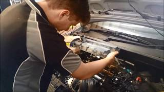 Engine Running Rough - leaking Welsh Plugs - Core Plugs - Welch Plugs - Freeze Plug