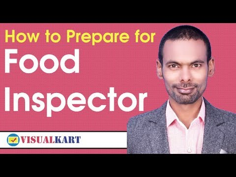How to Prepare for Food Inspector (खाद्य निरीक्षक) | Syllabus Discussion | e-Gyan