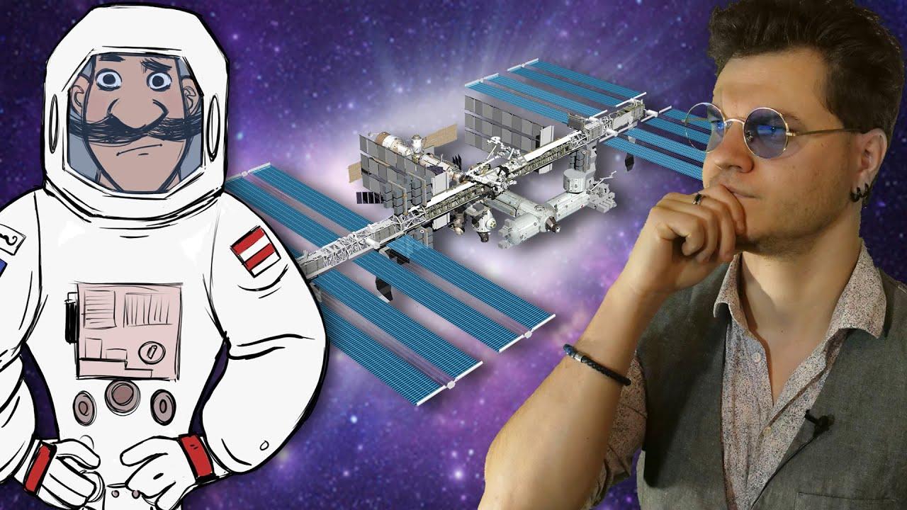 Vivre un An Dans l'ISS : ÇA FAIT QUOI ?