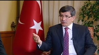 euronews interview - Turks have right to free movement in EU - Turkish FM