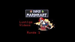##Mario Kart## Old but Gold! Wetten! Super Nintendo Nils vs. Scheller Part 1