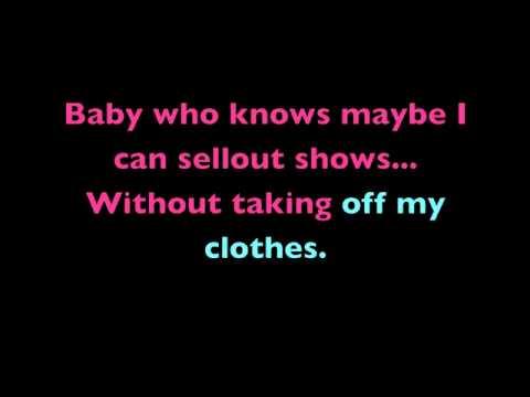 Tori Kelly ~ Unbreakable smile Lyrics Acoustic