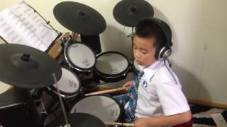 Video We Don't Talk Anymore Drum Cover by NA download MP3, 3GP, MP4, WEBM, AVI, FLV Januari 2018