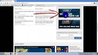Como Jogar Pes 2013 Online Completo PC Para Iniciantes
