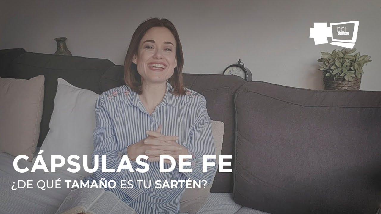 ¿DE QUE TAMAÑO ES TU SARTÉN? (Natalia Blanco)