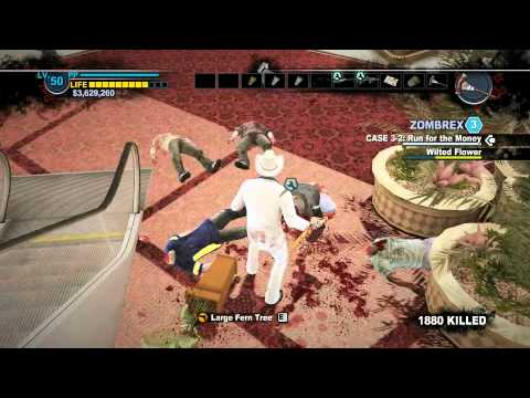 Dead Rising 2 Perfect Run Case 3 Part 3/3 ( Heads to blast off)