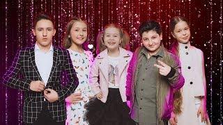😍 ТОП 5 Лучшие песни 1 эпизод Голос. Дети 2019 5 сезон