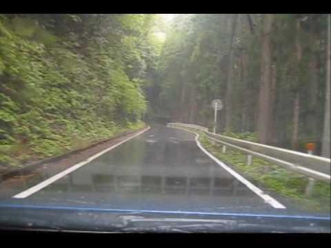 静岡県道389号水窪森線 その1 - ...