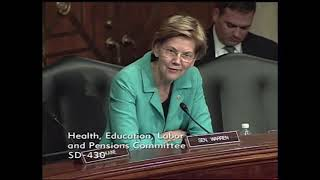 Warren Questions Health Experts About Mandatory Bundled Payments