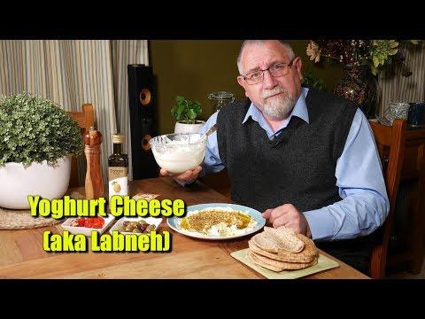 How to Make Yoghurt Cheese aka Labneh