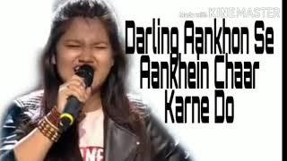 Darling Aankhon Se Aankhein Chaar Karne Do