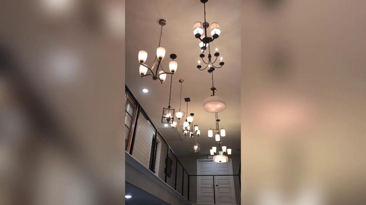 Custom Homes of Virginia Showroom walk through