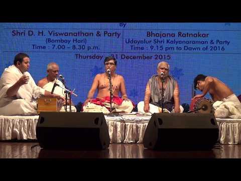 Udayalur Kalyanaraman - Namasankeerthanam - December 31, 2015