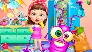 ГЕНЕРАЛЬНАЯ УБОРКА #1 Мультик Игра про Помощь Маме по дому Познавательное видео для Детей