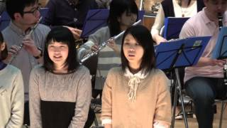 豊北吹奏楽団 第42回 定期演奏会 2016年4月24日に下関市豊北町にある豊...