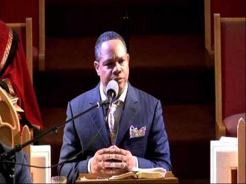 Dr. Leroy Cole-- The Cross