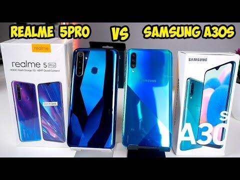 Realme 5 PRO VS Samsung A30S Что лучше? Что выбрать? Подробное сравнение