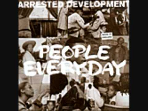 People Everyday - Arrested Development (Metamorphosis Mix) 1992