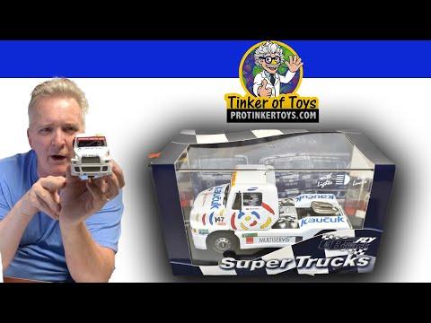 Truck 4L SISU FIA ETRC 1995 | 1995 | Fly Car
