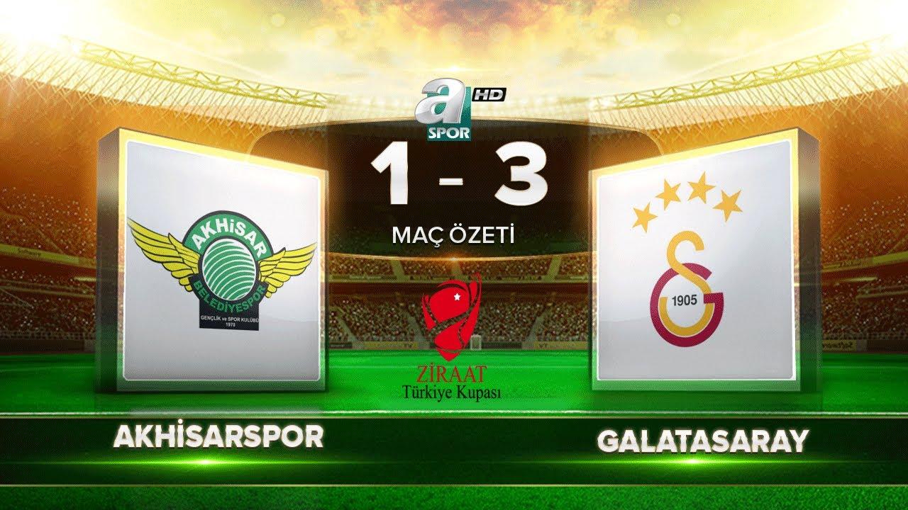 Akhisarspor 1-3 Galatasaray | Özet | Ziraat Türkiye Kupası Final