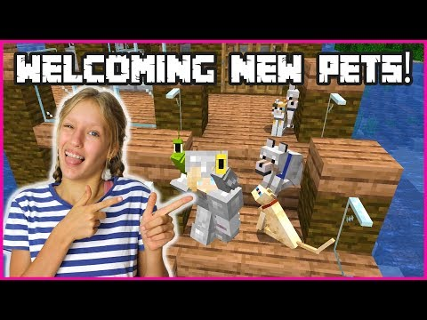 WELCOMING MY NEW PETS HOME!!!