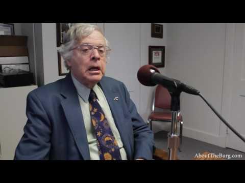 """Talking """"Hidden Figures"""" With Former NASA Employee Joel Levine"""
