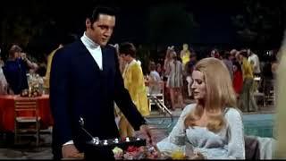 """Elvis Presley """" A little less conversation """" (live a little love a little )"""