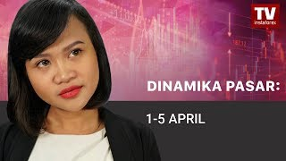 InstaForex tv news: Dinamika Pasar ( 1 - 5 April)