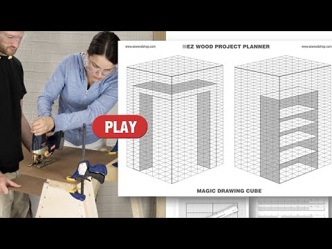 How to Build Anything - EZ Wood Project Designer
