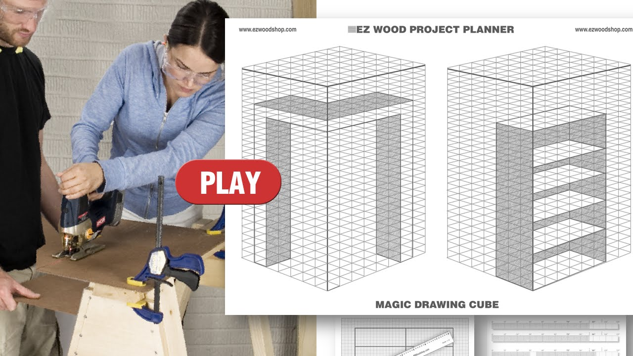 How To Build Anything Ez Wood Project Designer Youtube