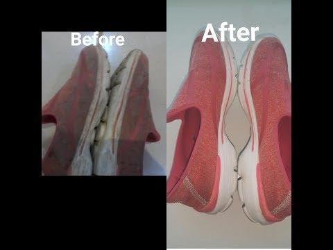 #malayaliyoutuber #keralayoutuber #malayalamyoutuber #diy how to clean colored shoes at home
